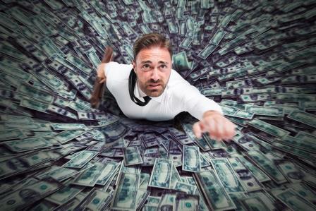 Die süße Verführung der kreditfinanzierten Schuldenspirale – wann kommt der Bankrott?