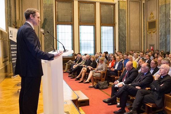 """Samuel Gregg: """"Finanzindustrie und Bankwesen dienen dem Gemeinwohl"""""""