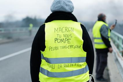 Der allmächtige Staat stolpert über sich selbst – in Frankreich, Italien, Europa