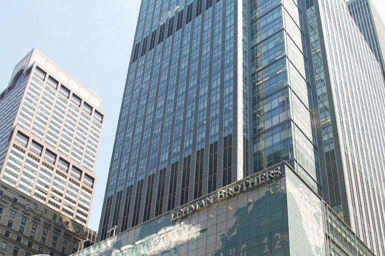 Lehman Brothers und die Eigentumsrechte: Fast eine Weihnachtsgeschichte