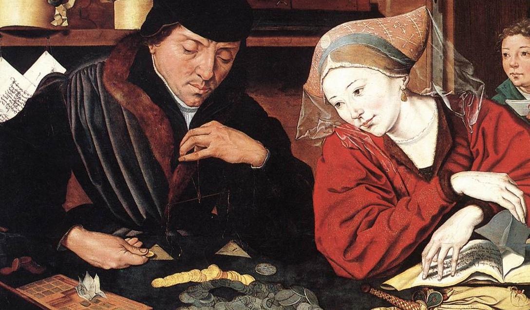 """Die Entdeckung des """"Kapitals"""" in der Wirtschaftsethik des Hochmittelalters"""