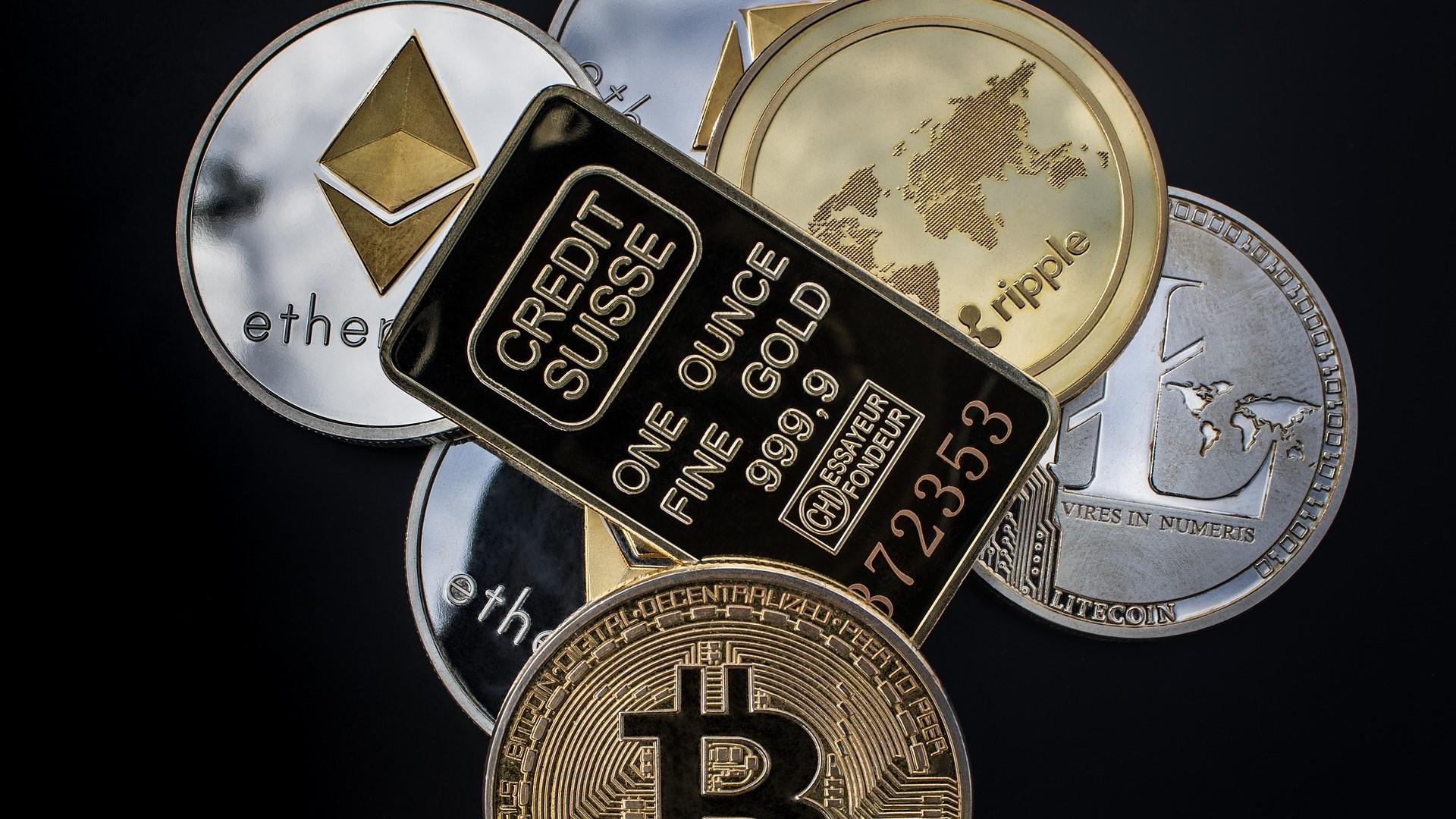 Währungswettbewerb: Erneutes Interesse an Kryptowährungen