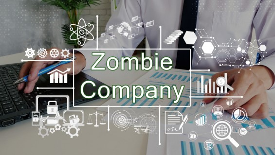 Japans und Deutschlands Zombieunternehmen – willenlos und wohlgenährt