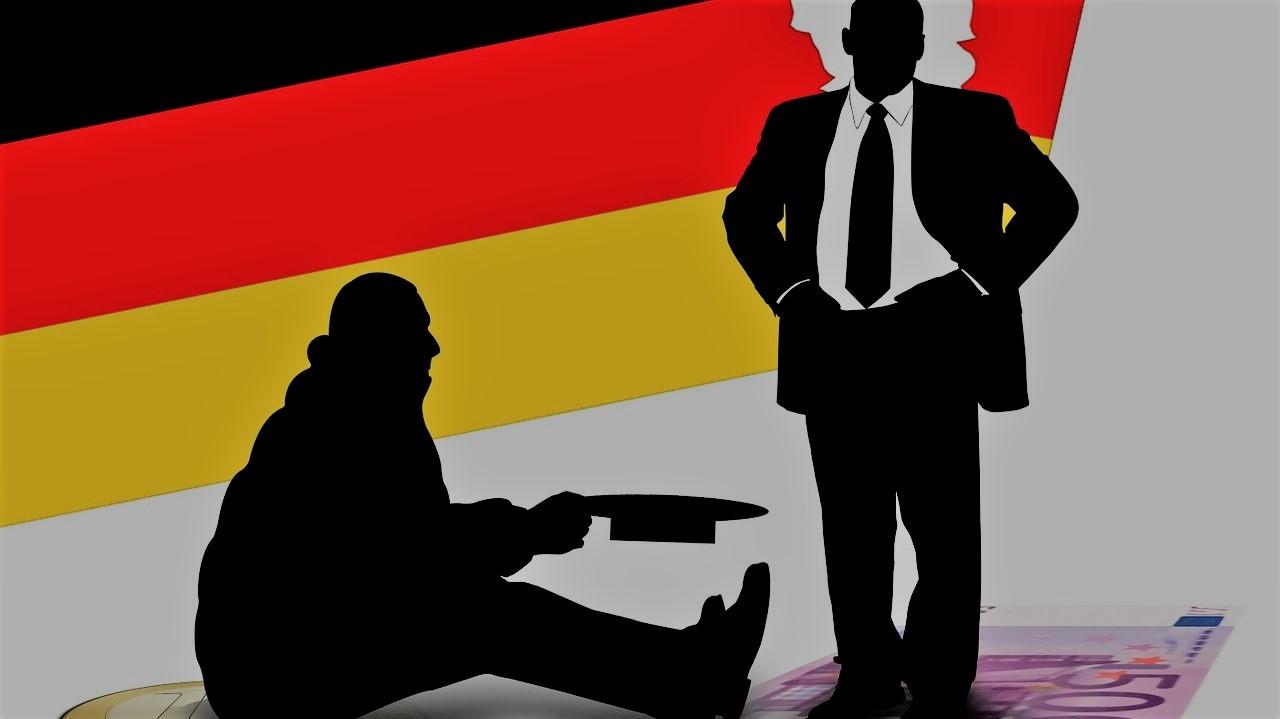 Deutschlands Armut: Importiert und hausgemacht