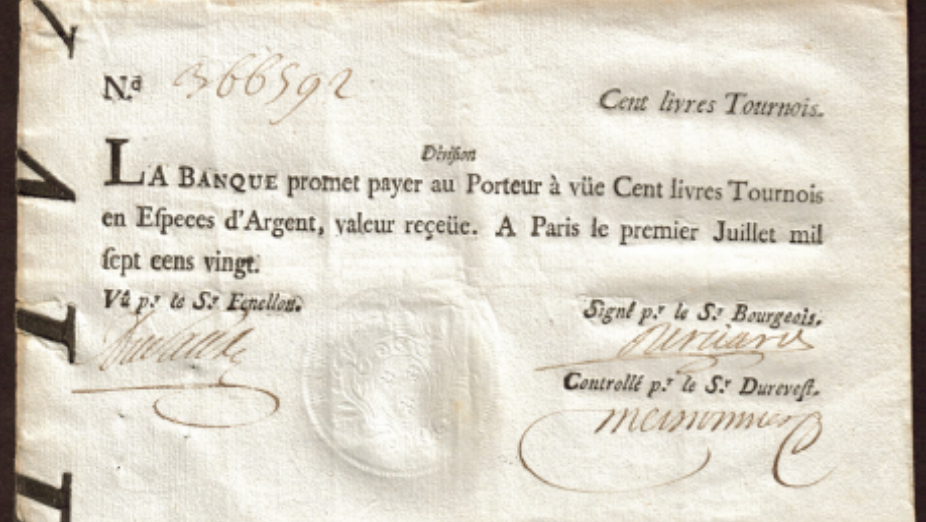 Paper Money Tricksters: From John Law to Today's Central Banks